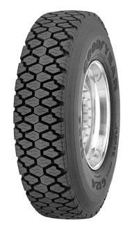 G124 Tires